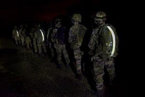 Cyflect reflektierende Gürtel fürs Militärpersonal