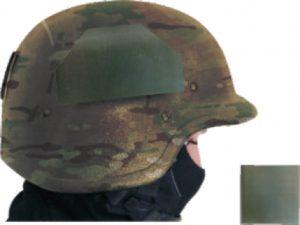 Thermopatch für Militärhelme