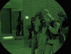 Cyalume Leuchtstäbe für Ordungskräfte