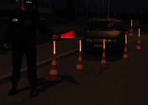 Polizeiliche Straßenkontrollen