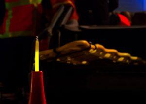 Cyalume Leuchtstäbe für die Sicherheit und Rettung von Menschen
