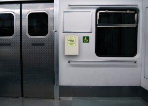 Evakuierungs- und Notbeleuchtung für Passagiere