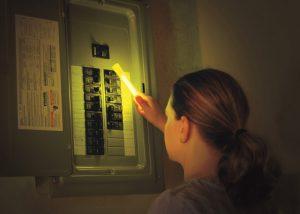 Sichere, Unabhängige Lichtquelle bei Stromausfällen