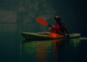 Leuchtmarkierung für Wassersport