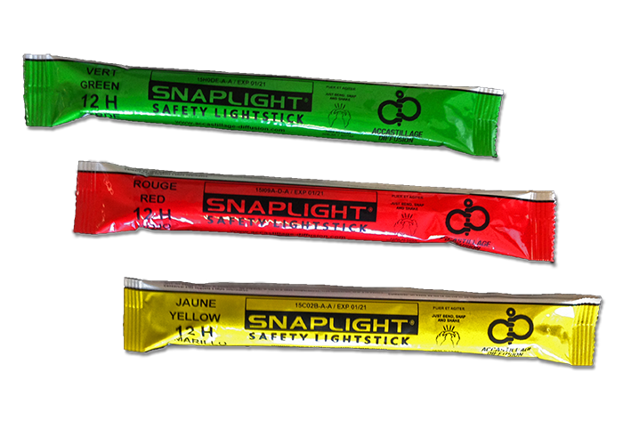 Personalisierung Einzelverpackungen Snaplight