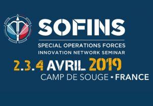 Cyalume stellt an der Messe Sofins 2019 in Frankreich aus Special Forces Messe