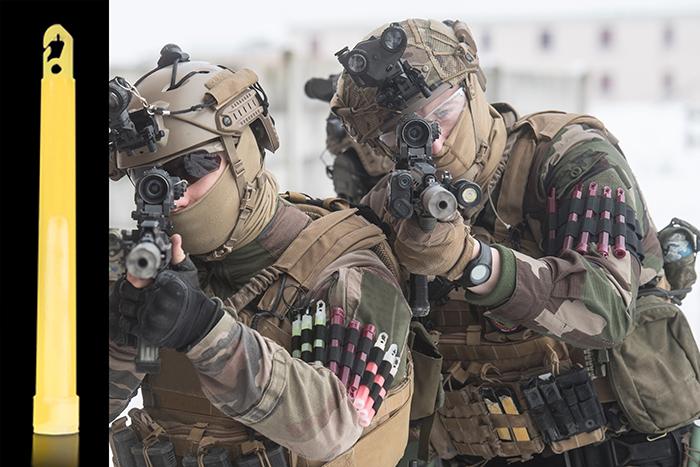 Cyalume erhält NATO-Auftrag im Jahr 2018