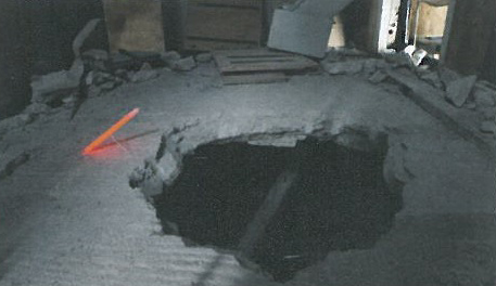 USAR ISAR Verwendung von Cyalume Leuchtstäben bei Unfällen