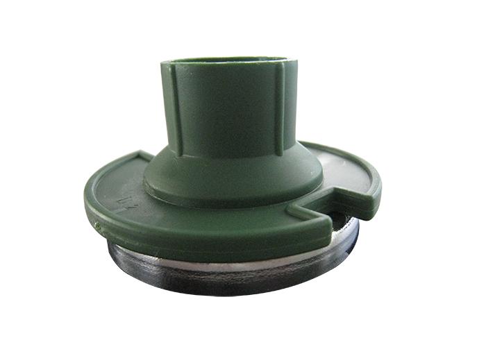 Magnetfuß für Leuchtstäbe Militär Modell