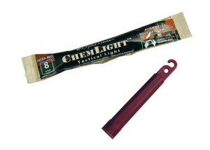 10cm 4 inch infrarot Cyalume Leuchtstab