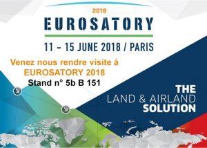 cyalume ist präsent an der Messe eurosatory 2018