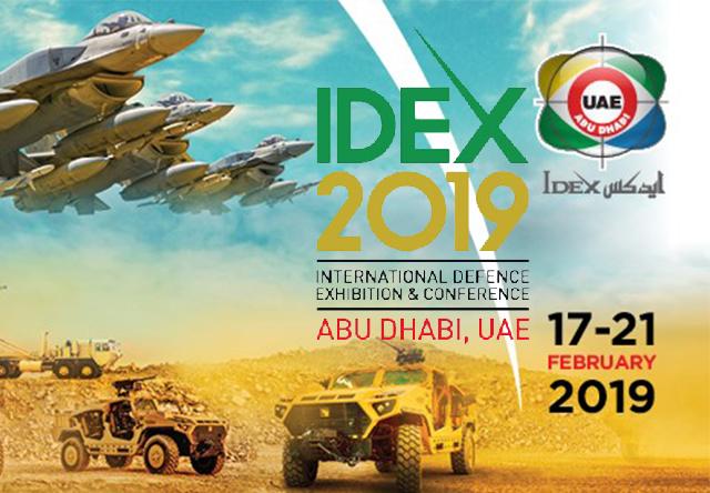 cyalume ist präsent an der Messe idex 2019_UAE_Abu Dhabi