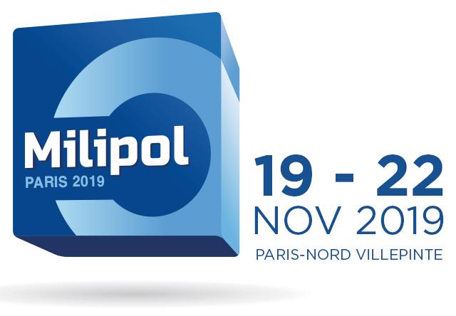 cyalume exhibits at milipol 2019