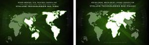 Cyalume internationale Präsenz Vertriebsnetzwerk