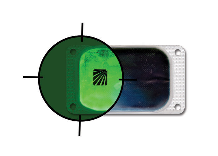 VisiPad rechteckiger Infrarot-Marker