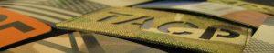 Patches und andere Infrarot-reflektierende Produkte