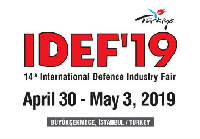 Cyalume ist präsent an der Messe Idef 2019 Istambul Türkei