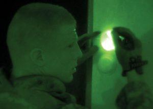 Infrarot-Scheibe LightShape Zielpunktmarkierung