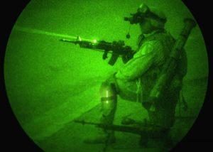 MINI Infrarot-Leuchtstab Identifizierung bei Kämpfen