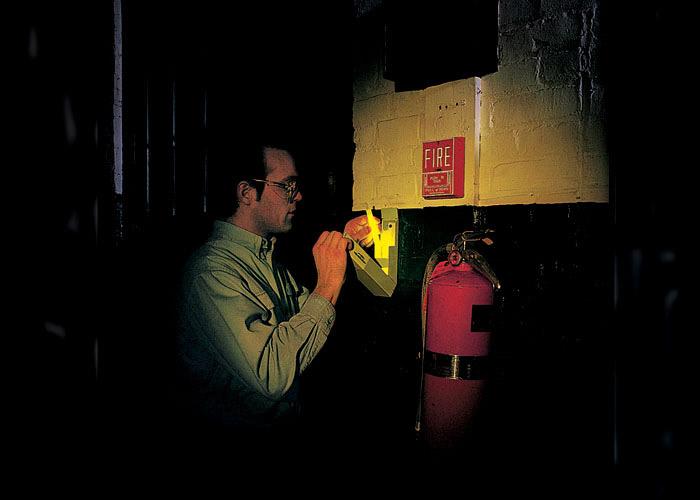 SEE System Notbeleuchtung für Evakuierung