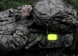 VisiPad Licht für Identifizierung von Personen