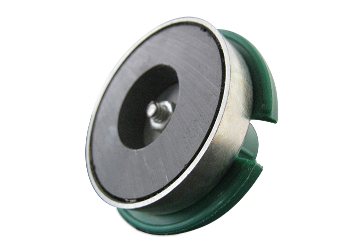 Magnetfuß - Modell Sicherheit um Leuchtstäbe in einer aufrechten Position zu halten