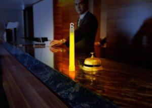 15cm SnapLight Knicklicht Stromausfall in Hotels