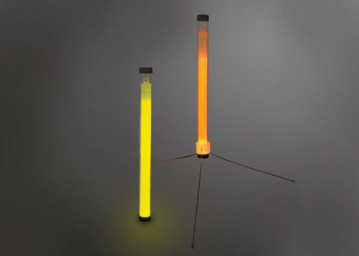 Chemlight 25cm Leuchtstab Markierung von Straßen