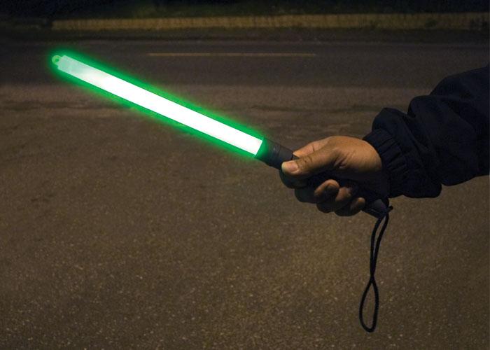 Leuchtstab grün 30cm sehr leuchtend