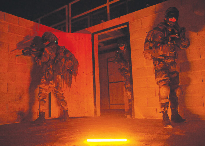 40 cm Impact Leuchtstäbe für Beleuchtung den beengten Räumen