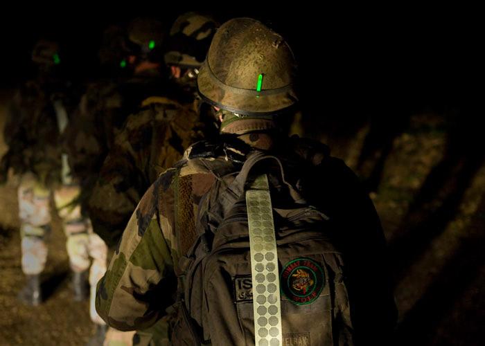 Gürtel Identifizierung für Soldaten