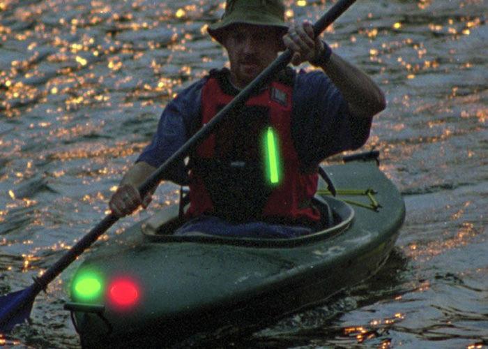 runde Leuchtmarker für Markierung und Identifizierung