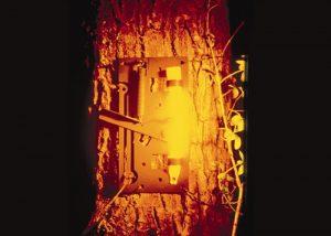 Lichtdetektor-Drahtfalle Einbruchserkennung Cyalume