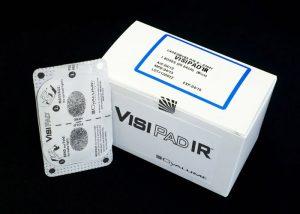 ultradünne infrarote Marker während taktischer Operationen von Streitkräften verwendet