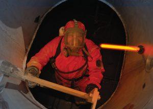Lichtrohr ATEX-Bereichen für explosionsfähige Atmosphären