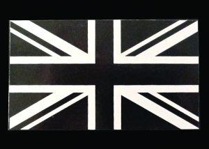 infrarote bristische Flagge