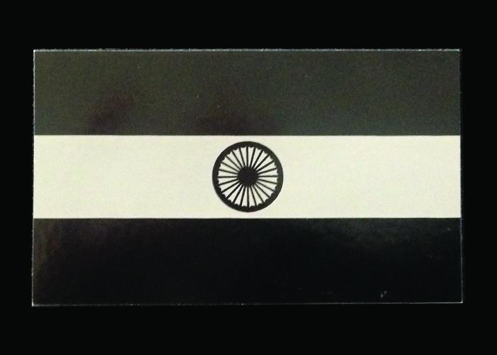 infrarote Flagge Kennzeichnung