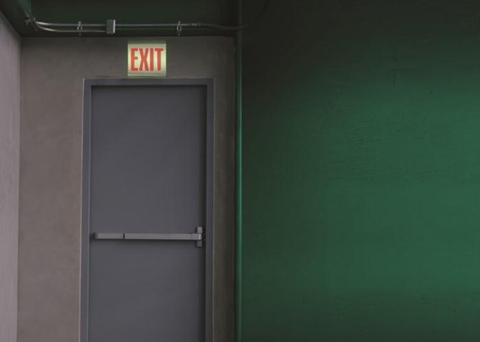 retro-reflektierende und nachleuchtende Schilder CyFlect