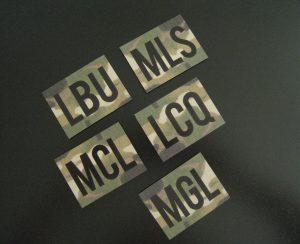 IR mit Multicam-Druck