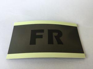 Patch-Identifizierung FR Thermische IR-Fusion mit photolumineszierenden Seitenbändern