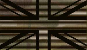 UK Flag Double IR
