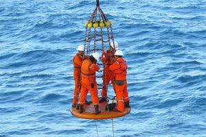 Umschlag von Offshore-Personal für Öl- und Gas-Cyalume