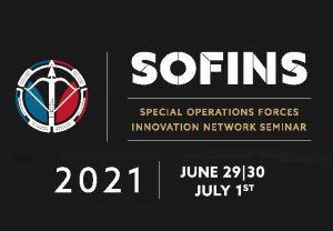 Cyalume ist präsent an der Messe Sofins 2021 in Frankreich Special Forces Show